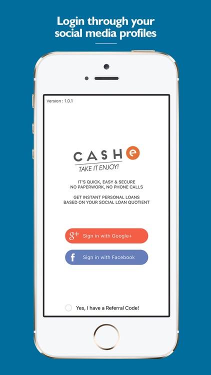 CASHe - Instant Loans