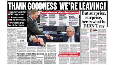 Daily Mail Newspaper screenshot 5