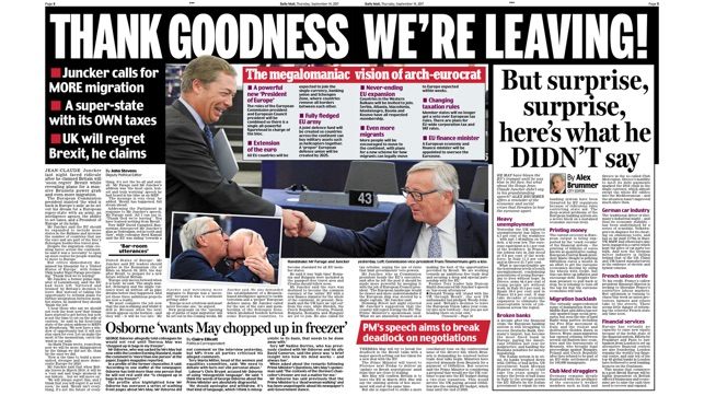 Daily Mail Newspaper 17