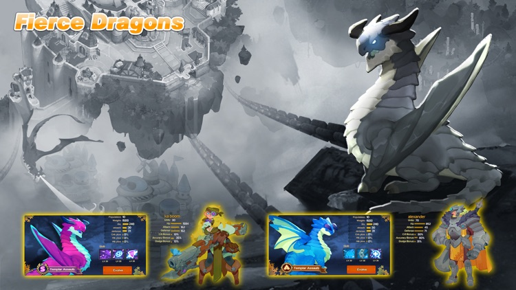 Sky Kingdoms - Castle Siege screenshot-3
