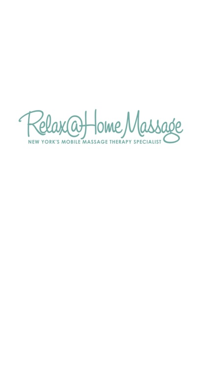 Relax At Home Massage