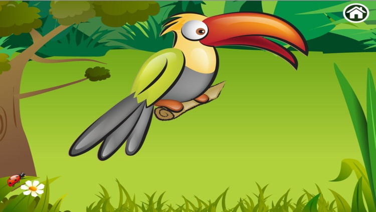 Animal Zoo Puzzle for Kids screenshot-3