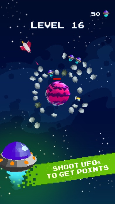 Screenshot 5 Orbit Rush