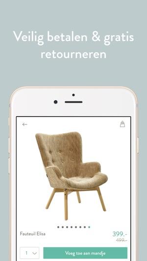 westwing home living in de app store. Black Bedroom Furniture Sets. Home Design Ideas