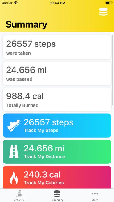 Sports Plus: Track My Caloriesのおすすめ画像3