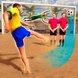 Naimar Soccer Kick: Go Brazil!
