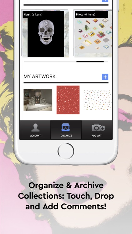 ARTDEX App: Organize Your Art
