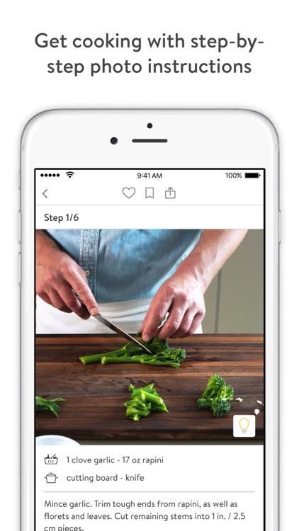 Kitchen Stories Recipes
