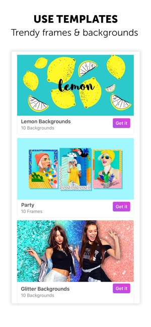 PicsArt Photo Editor & Collage on the App Store