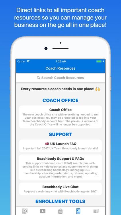 BB Links - Your Coaching Links screenshot-4