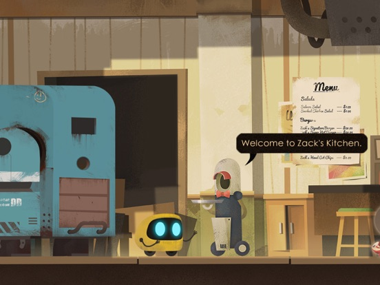 Abi: A Robot's Tale screenshot 10