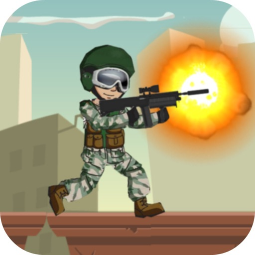Army Commando Fight War icon