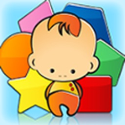 Baby Learns Simple Shapes