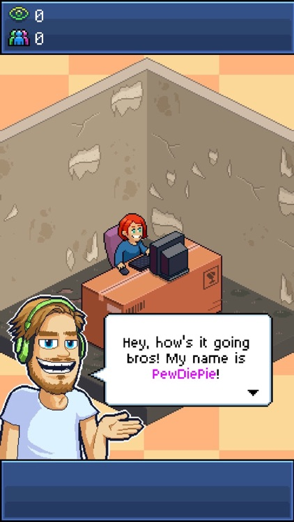 PewDiePie's Tuber Simulator screenshot-0