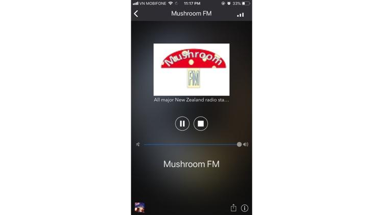Newzealand Radio station screenshot-7