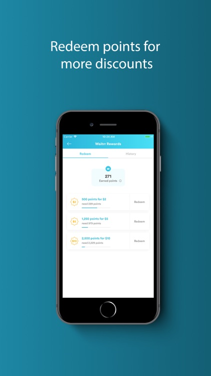 Waitrr: Mobile Food Ordering screenshot-4