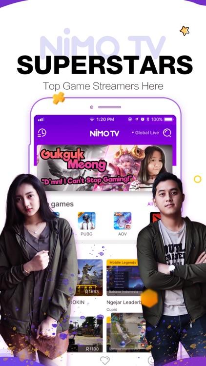 Nimo TV-Play. Live. Share. screenshot-9