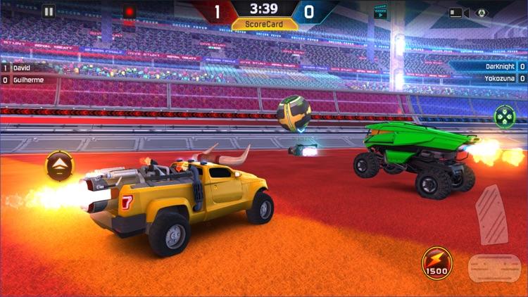 Turbo League screenshot-0