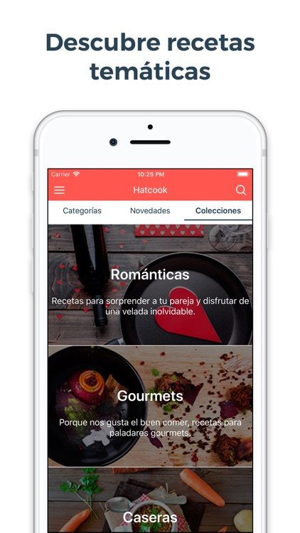 Hatcook Recetas de Cocina screenshot-4