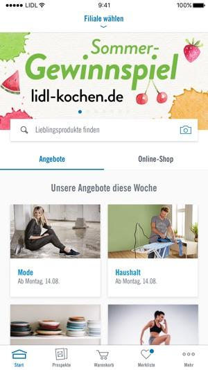 Lidl Prospekte Angebote Im App Store