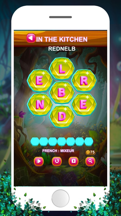 Word Puzzle Hero: Brain Games screenshot-1