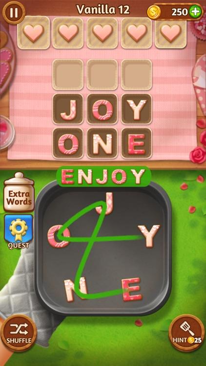 Word Cookies!™ screenshot-0