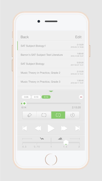 Voice Record - Memos,Recorder screenshot-1