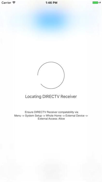 Swipe for DIRECTV®