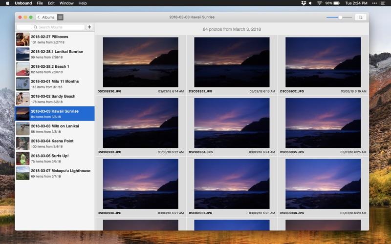 Unbound Screenshots