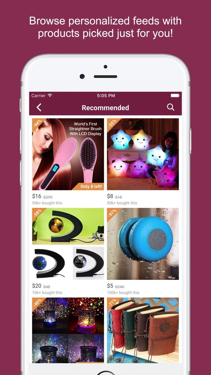 Home Design & Decor Shopping Screenshot