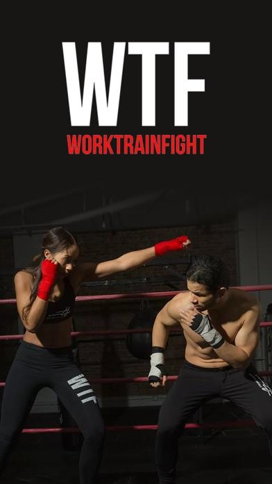 Work Train Fight App