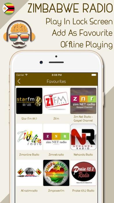 Live Zimbabwe Radio Stations screenshot three