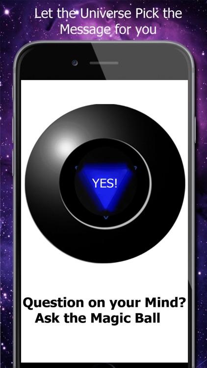 Magic Crystal Ball Answers by Ujwal Chordiya