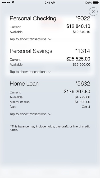 Service CU Mobile Banking screenshot-0