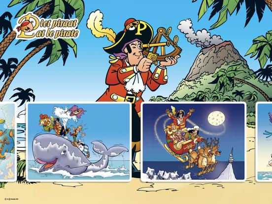 Puzzel Piet Piraat screenshot 3