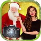 Selfie Navideño con Papa Noel icon