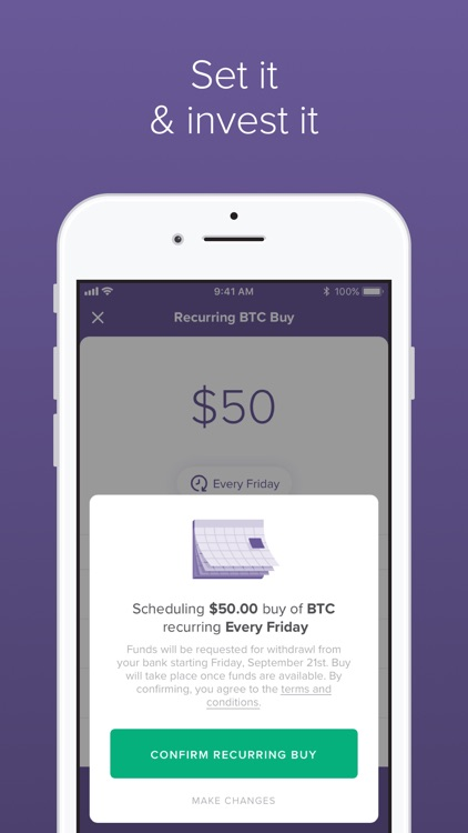 Circle Invest screenshot-3