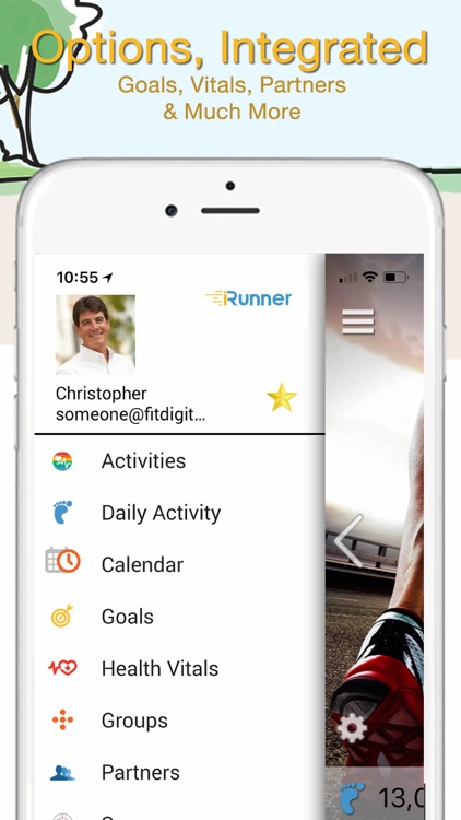 iRunner Run & Jog Tracker screenshot-9