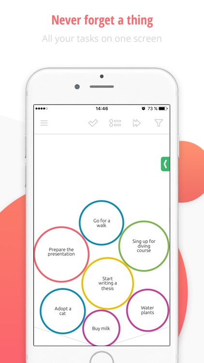 To Round: visual to-do list