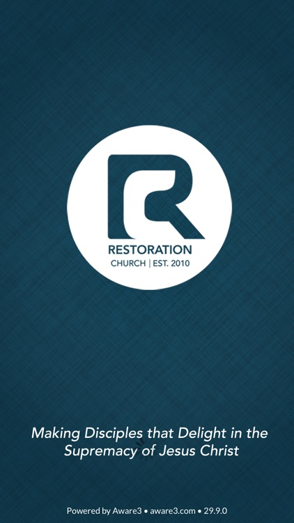Restoration Church DC
