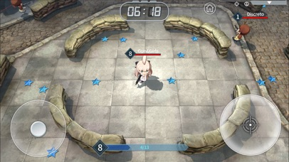 Gun&Girls.io: Battle Royale app image