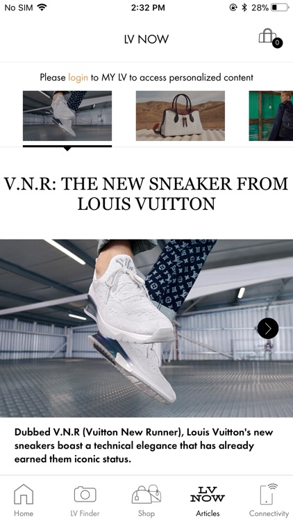 Louis Vuitton screenshot-3