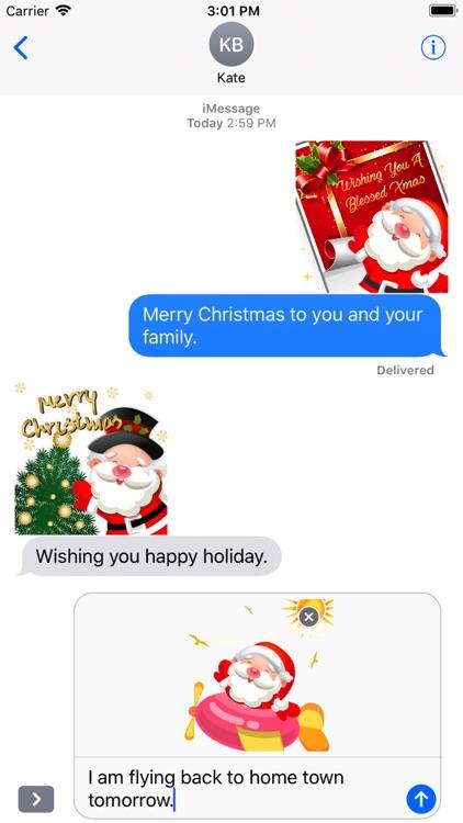Merry Christmas: Santa Clause screenshot-3