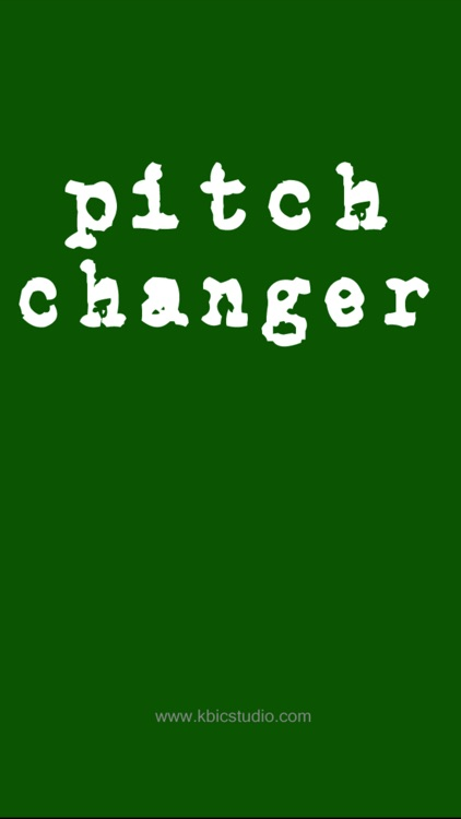 Pitch Changer