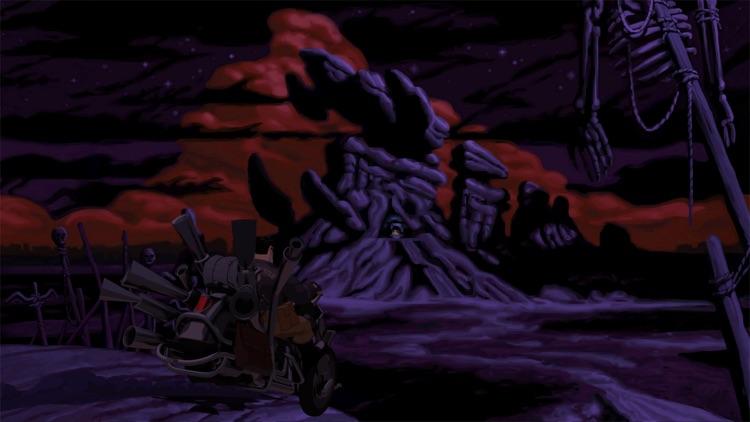 Full Throttle Remastered screenshot-4