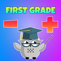 First Grade Math Game for Kids