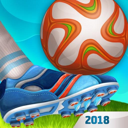 Футбольная Битва - игра кликер