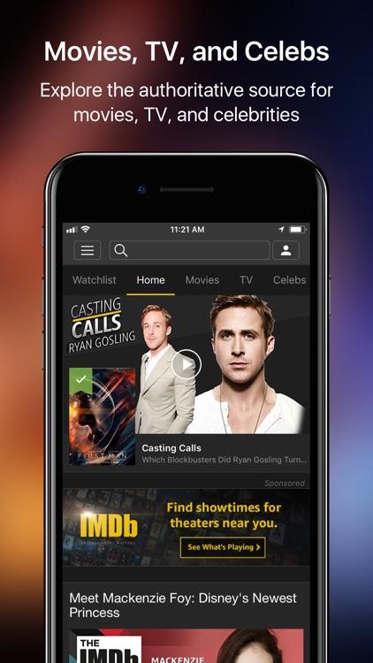 IMDb Movies & TV screenshot-0