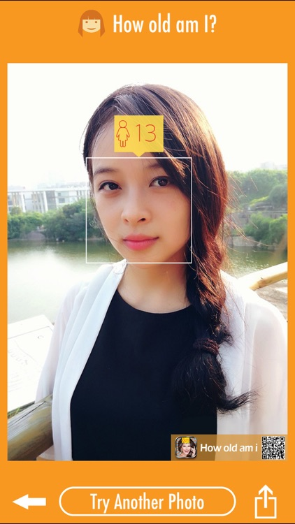 How Old Am I ? - Face Camera