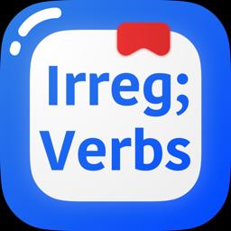 Ícone do app Irregular Verbs - Learning it
